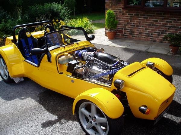 TVR V8 2001 Westfield SEiW SEiGHT Club