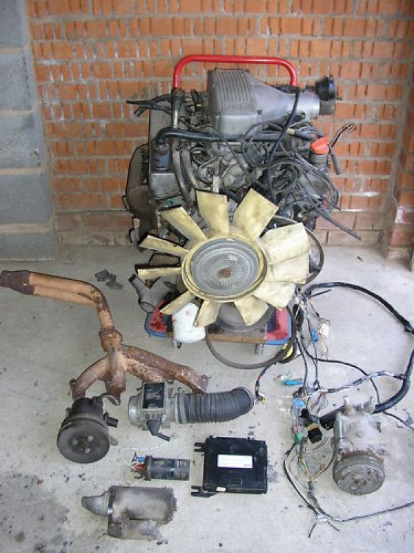 rover   engine   bits