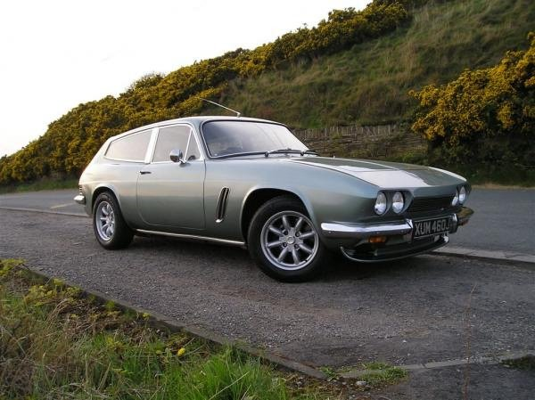 4 6 Rover V8 1970 Reliant Scimitar Gte Se5